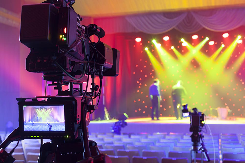 Events and conference video production services