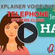 Explainer Voice-over for Telephone Systems Cloud